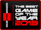 Overall Best Game of the Year 2013