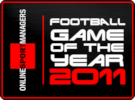 American Football Game of the Year 2011