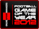 American Football Game of the Year 2012