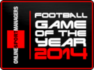 American Football Game of the Year 2014