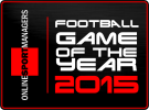 American Football Game of the Year 2015